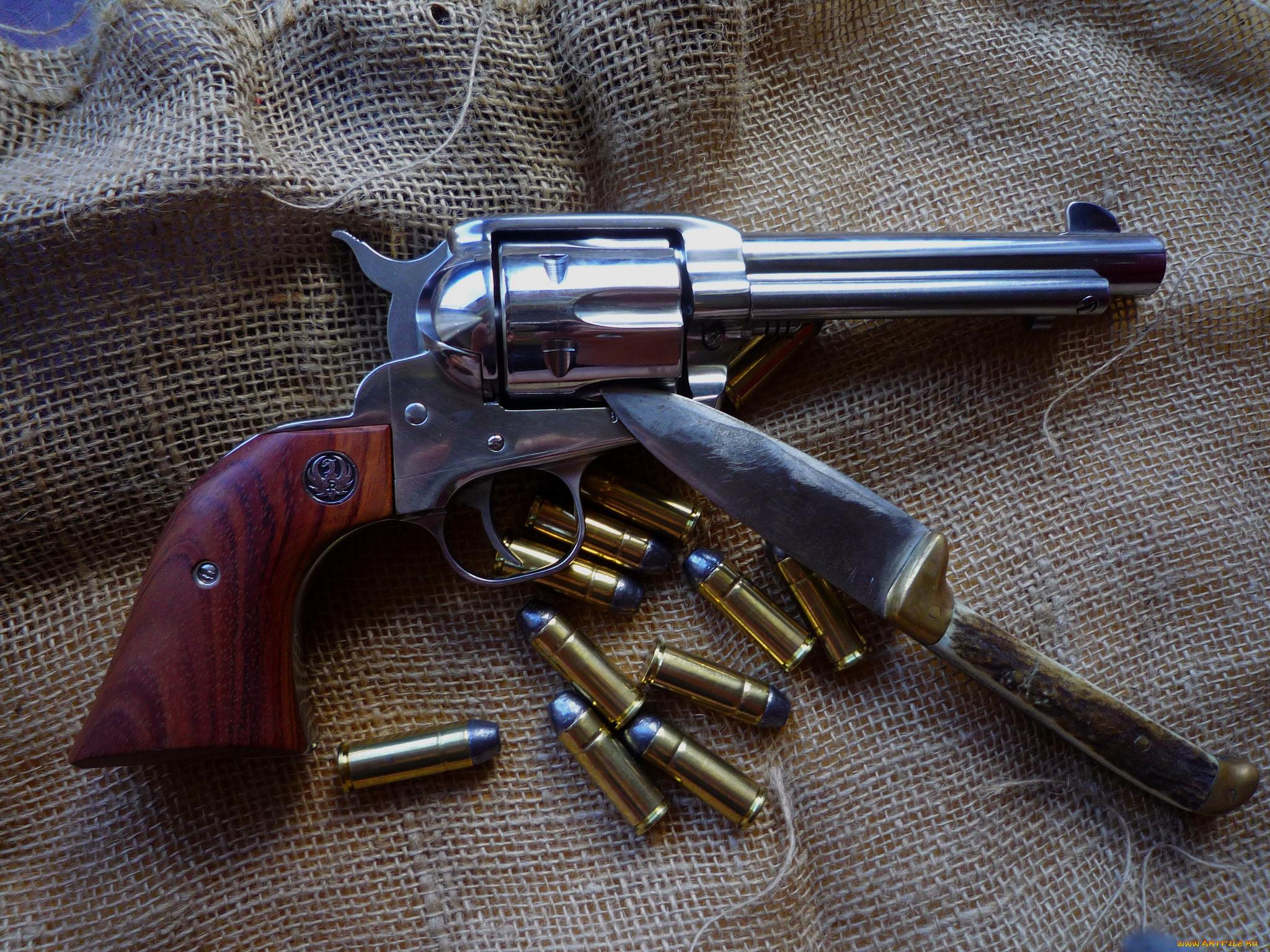 ruger vaquero , 45lc, оружие, револьверы, патроны, револьвер